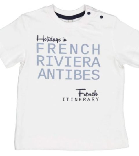 T-shirt French Riviera
