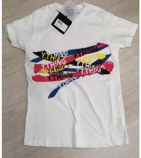 T-Shirt Y.Thing Stampata